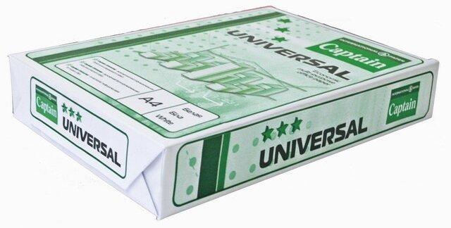 Captain Universal Kopierpapier A4 80g, 500 Blatt